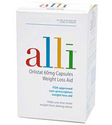 Alli slimming pills