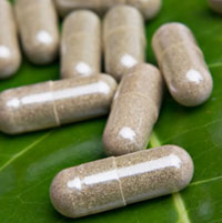Herbal diet pills