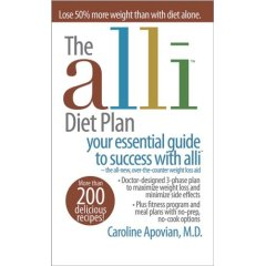 Alli Diet Plan Book Review