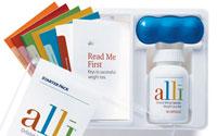Alli Starter Pack - Refill Pack | Which Diet Pills Work