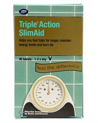 Triple Action SlimAid from Boots