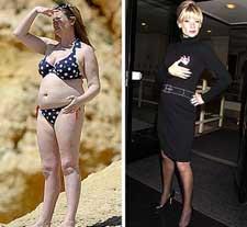 Hannah Waterman diet