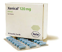 Xenical Orlistat Weight Loss Drug