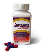 Fedramine diet pill