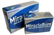 MiracleBurn with Hoodia and Advantra-Z