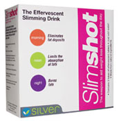 Slim shot effervescent slimming drink
