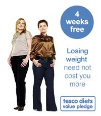 Tesco Diet Plan