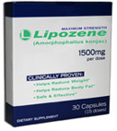 Lipozene Dietary Sponge Diet Pills