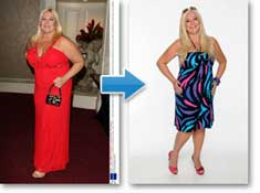Appesat Slimming Success Story involving Vanessa Feltz