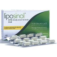 Liposinol fat binder