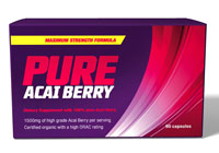 Buy Pure Acai berry UK