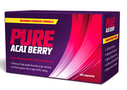 Pure Acai berry UK Review