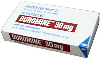 Duromine diet drug prescription only